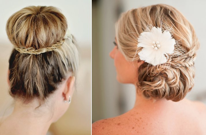2013 Wedding Hairstyles And Updos: Unique Wedding Updos