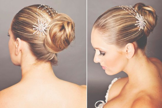 Unique wedding updo for 2013 2014 brides 6