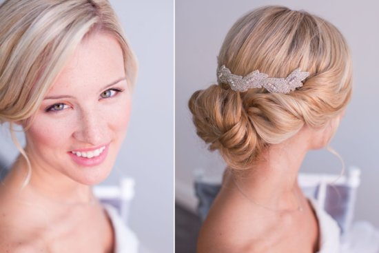 Unique wedding updo for 2013 2014 brides 9