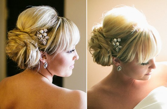 Unique wedding updos for 2013 2014 brides 10