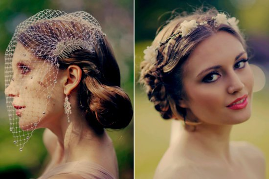 Unique wedding updo for 2013 2014 brides 11