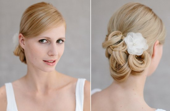 unique wedding updos for 2013 2014 brides 12
