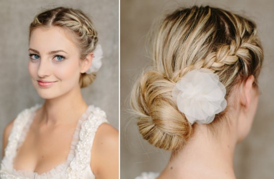 unique wedding updos for 2013 2014 brides 13