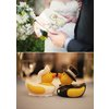 Real-wedding-rubber-duckie-themed-decor-romantic-bridal-bouquet.square