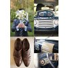 Outdoor-real-wedding-grooms-attire-brides-bouquet-vintage-wedding-car.square
