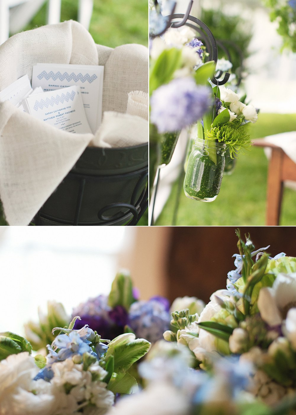 Wedding-flower-ideas-inspiration-rustic-chic-real-wedding-outdoor-venue.full