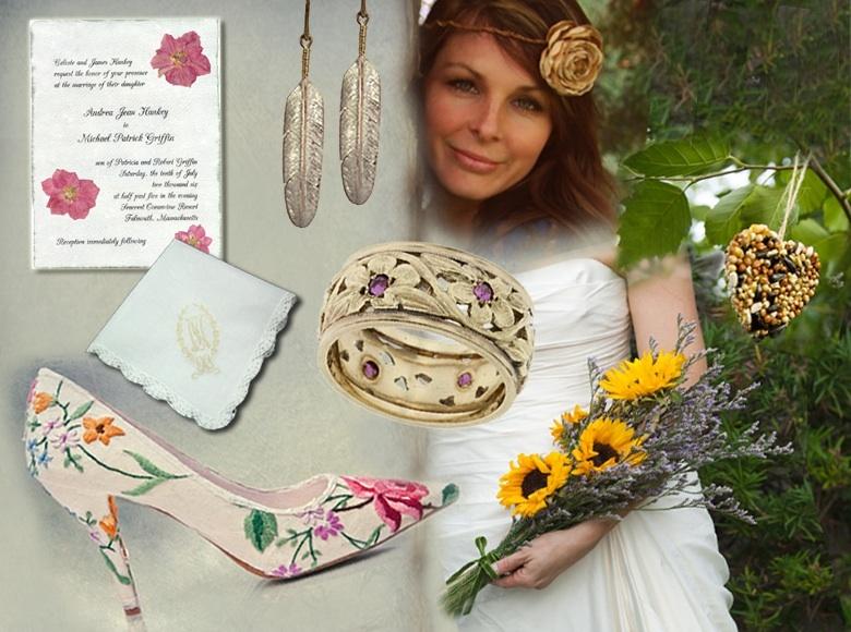 Wedding-ideas-inspiration-boho-chic-bridal-style.full