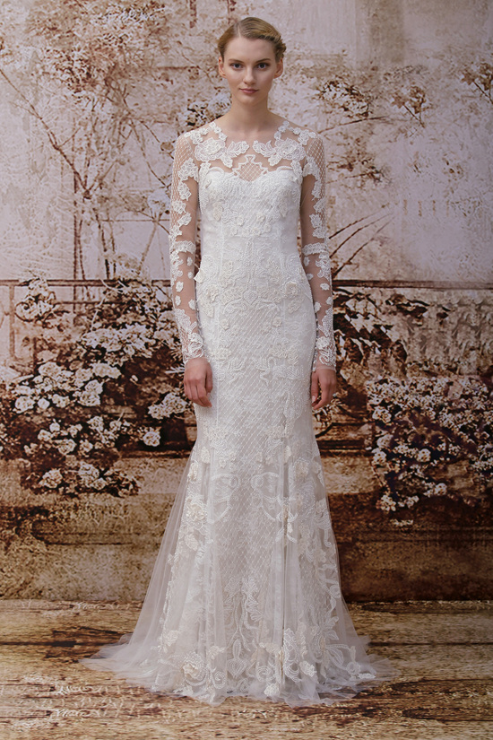Classic Laced Wedding dress