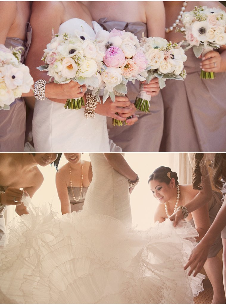 photo of Vintage-Inspired California Wedding to Make You Swoon!
