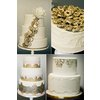 Metallic-wedding-cakes-elegant-wedding-style.square