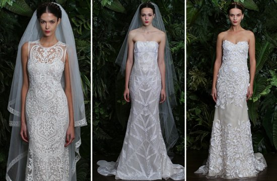 photo of First Look at 13 Gorgeous New Wedding Dress Collections