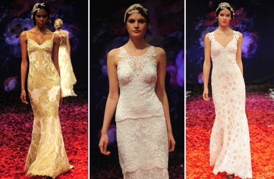 New Wedding Dress Collections 2014 Sneak Peek Claire Pettibone