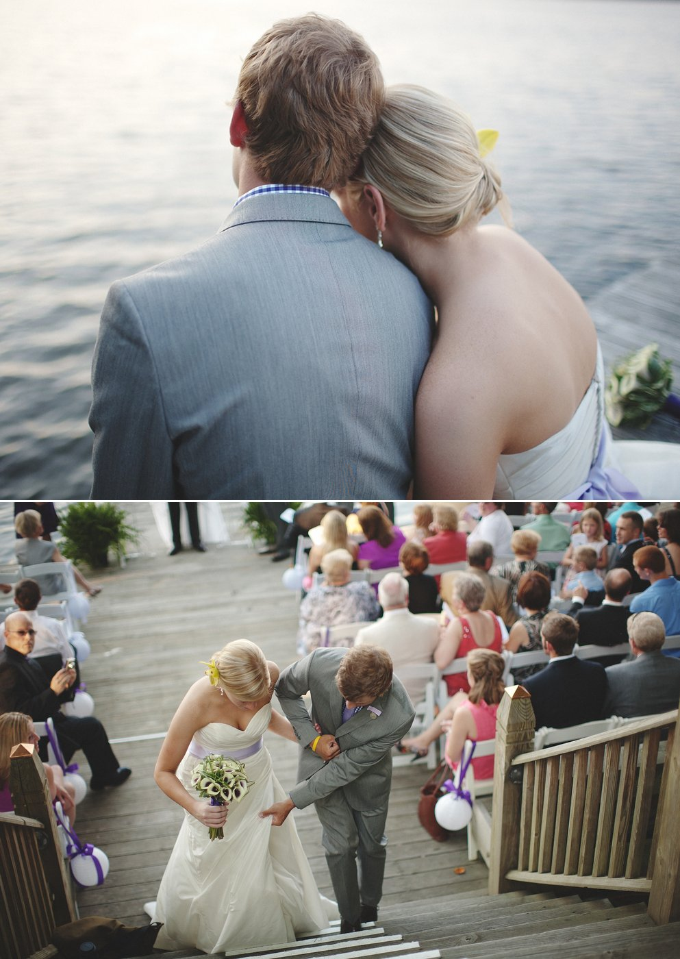 Outdoor-wedding-ceremony-lavender-ivory-wedding-colors.full