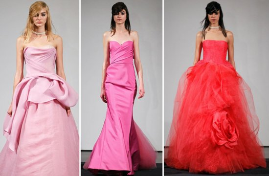 New Wedding Dress Collections 2014 Sneak Peek Vera Wang