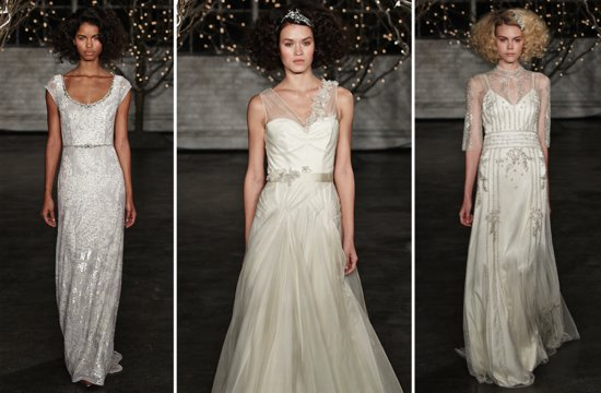New Wedding Dress Collections 2014 Sneak Peek Jenny Packham