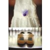 Real-weddings-lace-wedding-dress-grooms-shoes-toms.square