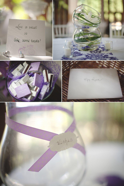 Real-wedding-summer-outdoor-wedding-venue-purple-white.full