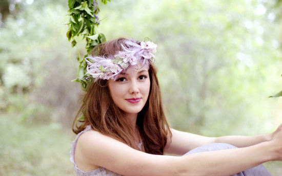 Flower Crown for Boho Wedding9