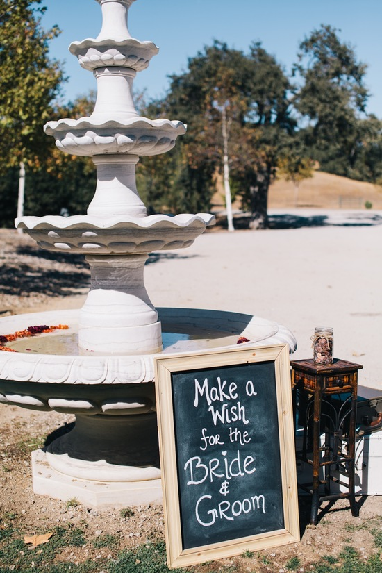 photo of Beautiful Fall Wedding at Spanish Oaks Ranch