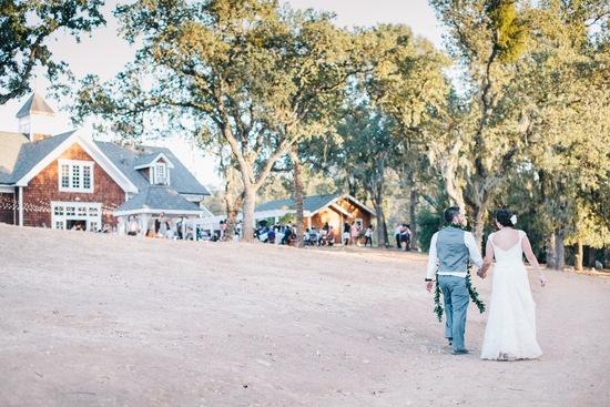photo of Beautiful Fall Wedding at Spanish Oaks Ranch