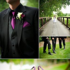 Purple Wedding Shoes Diamond Engagement Ring Simple DIY Centerpieces