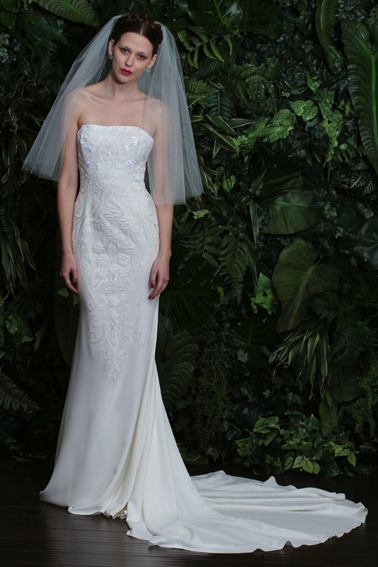 photo of Bridal Runway Report: 24 Stunners by Naeem Khan