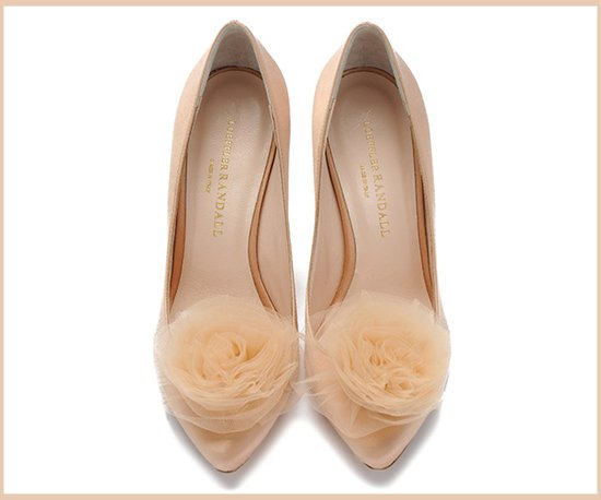 photo of Splurge Alert! Wedding Shoes by Loeffler Randall