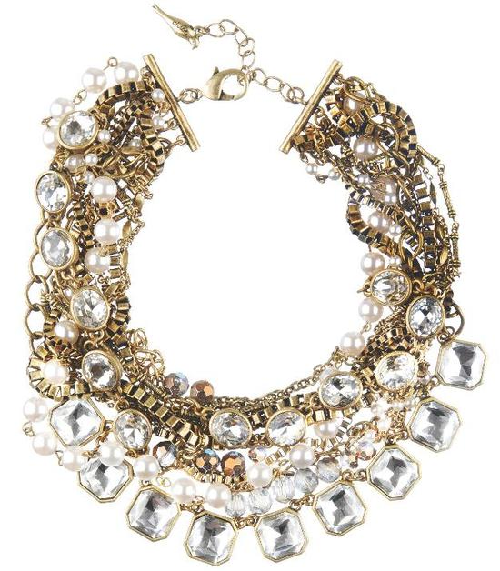 Classic Wedding Necklace