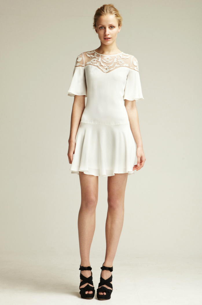 2012 wedding reception dress by temperley london Dresses for wedding reception