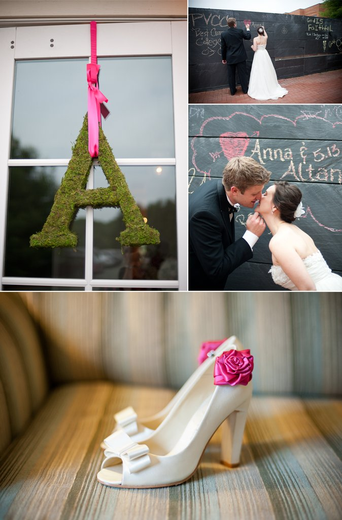 photo of Vibrant Virginia Wedding at a Vineyard: Anna and Altan