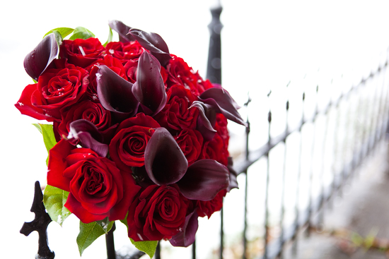 Classic Red Bouquet