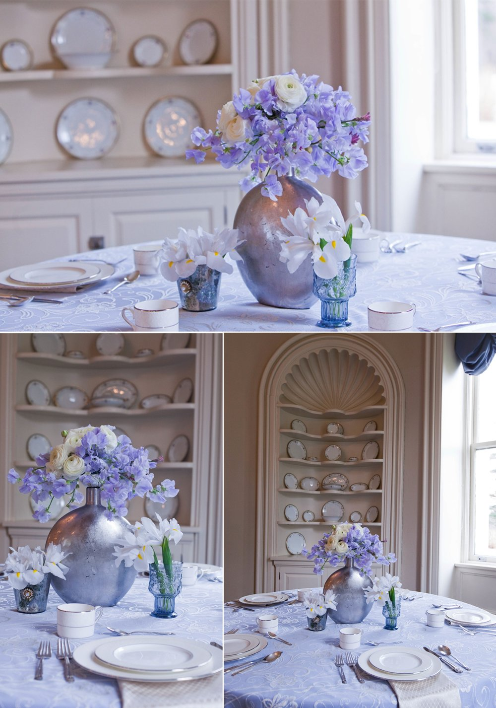 Romantic-wedding-flowers-lilac-blue-ivory-vintage-wedding-decor.full