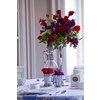 Metallic-wedding-trends-vintage-vase-red-purple-wedding-flowers-5.square