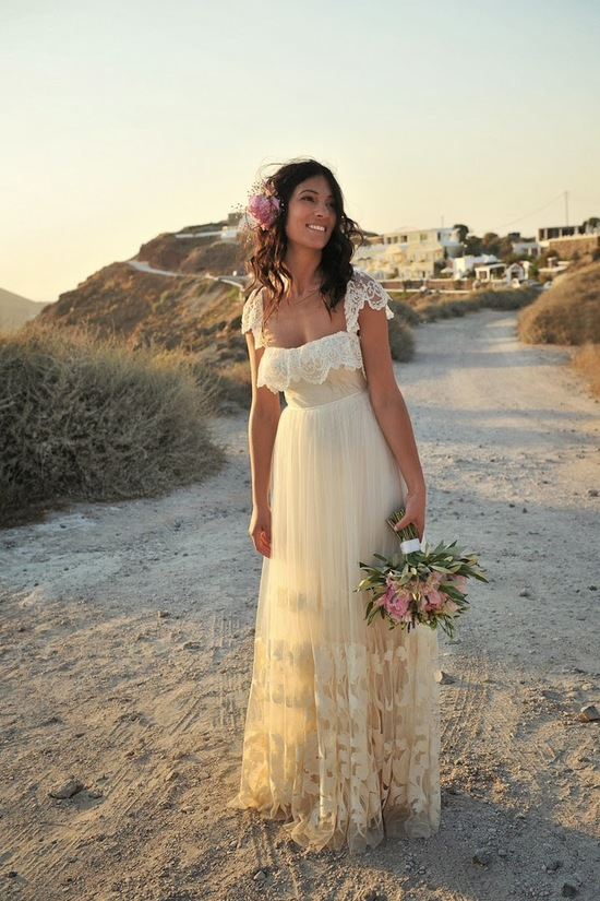 Finding your bridal style boho 1