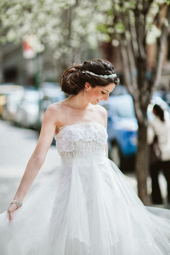 City Chic Bride