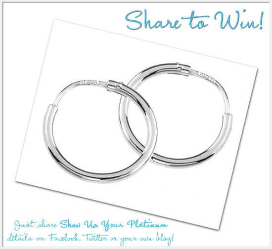 photo of Win His and Hers Platinum Wedding Bands!