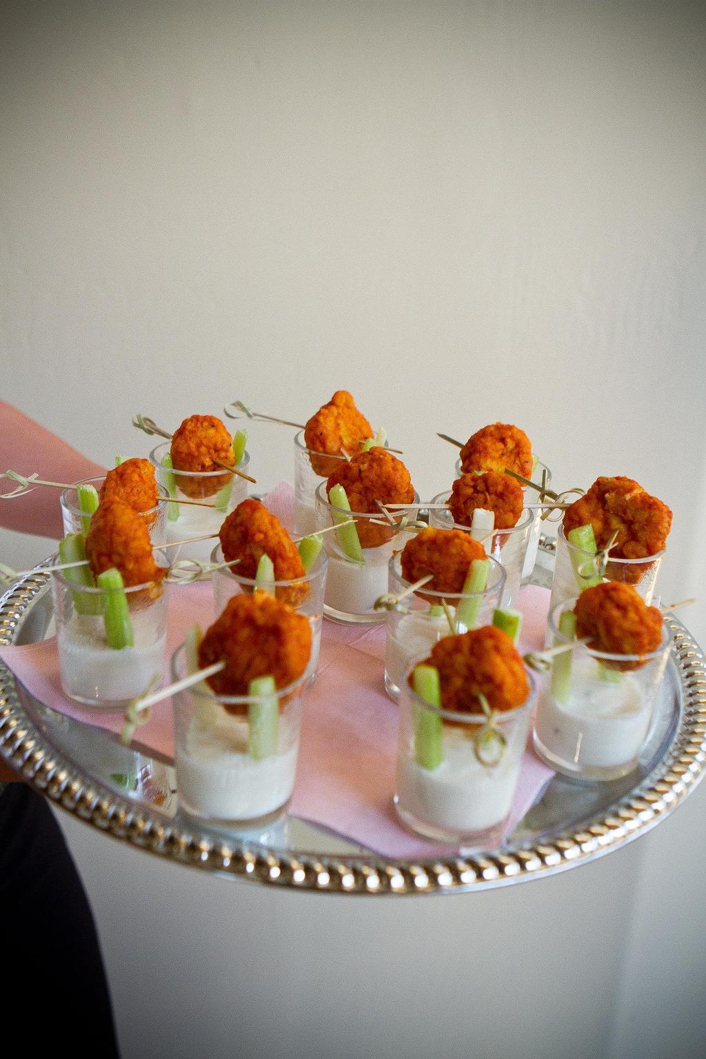 Wedding appetizers junglespirit Gallery