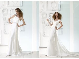 photo of Italian Romance: 2012 Wedding Dresses by Atelier Aimee