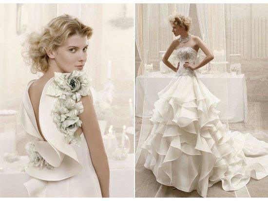 photo of Italian Romance: 2012 Wedding Dresses by Atelier Aimee