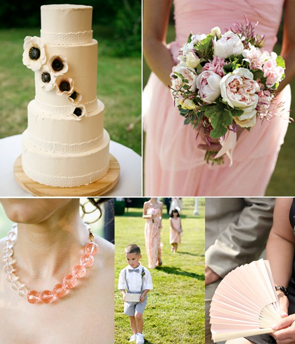 Peaches-and-cream-outdoor-summer-wedding-bridal-jewelry-wedding-flowers.full