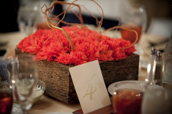 Romantic Rustic Fall Flowers