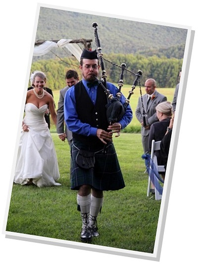 photo of Pittsburgh Bagpiper Sean O'Donnell