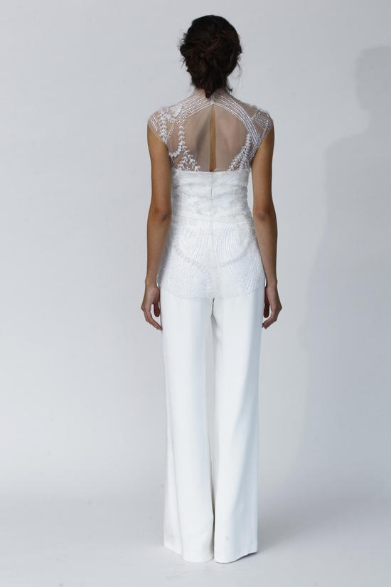 Beaded Blouse and Bridal Pants