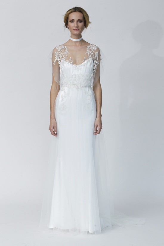 LETTA wedding dress by Rivini Fall 2014 bridal