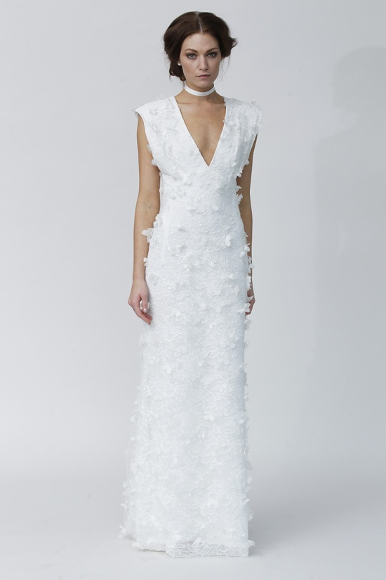 GRAZIA wedding dress by Rivini Fall 2014 bridal
