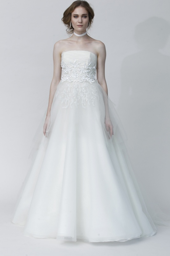 GIOVANNA wedding dress by Rivini Fall 2014 bridal