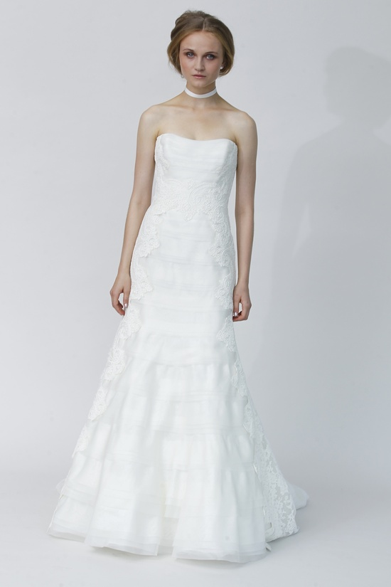 CILA wedding dress by Rivini Fall 2014 bridal