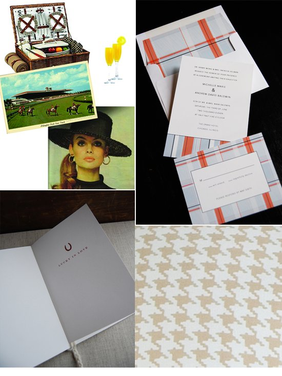 Kentucky Derby wedding theme for Spring and Summer weddings