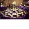 Elegant-purple-ivory-wedding-reception-decor-white-weddng-cake.square