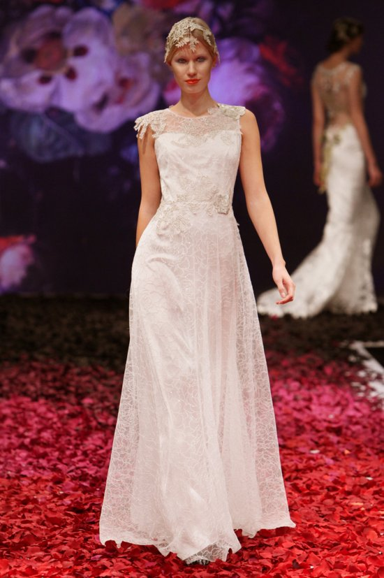 Classic Pettibone Wedding Dress